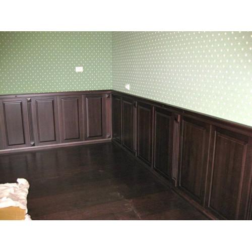 Деревянная панель 003