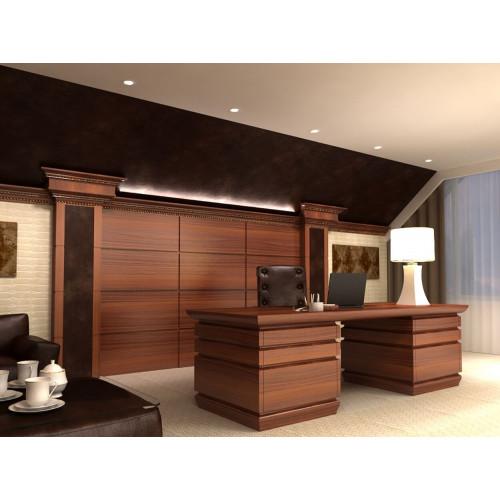 Мебель для кабинета - проект 002