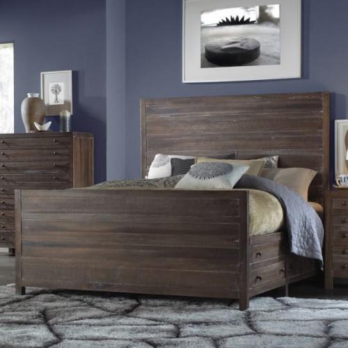 Изголовье кровати 008