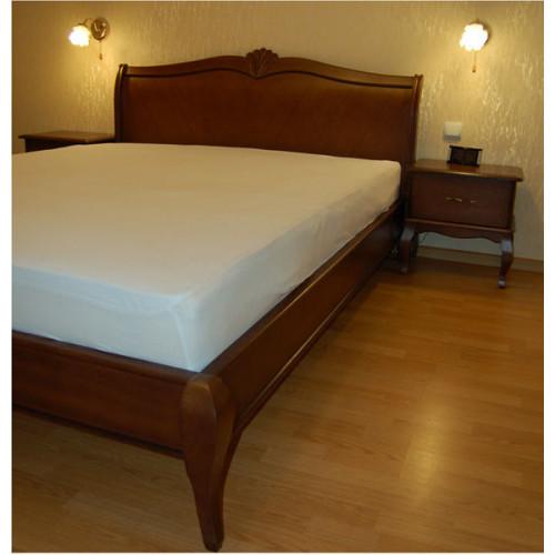 Кровать из дерева 002