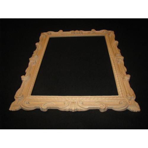 Рамка для зеркала деревянная